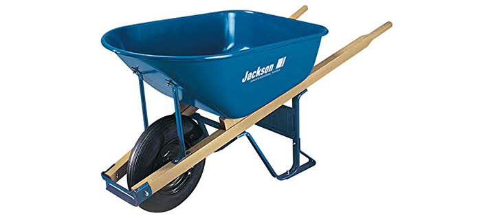 The Ames Companies Inc M6T22 M6T22KB Wheelbarrow
