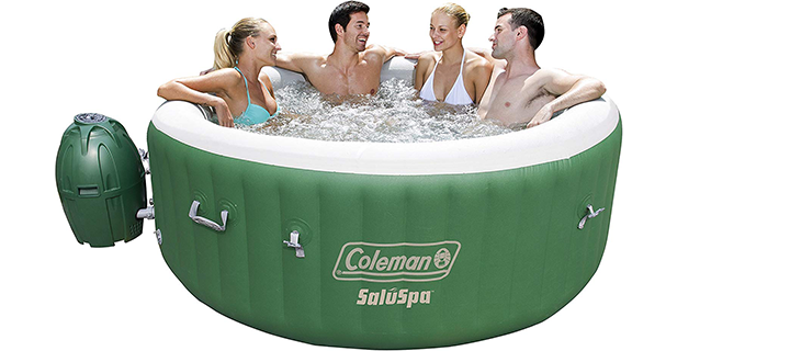 The Coleman Inflatable Spa