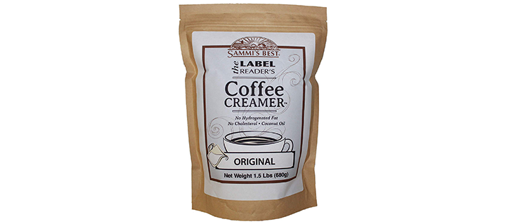 The Label Readers Healthy Coffee Creamer