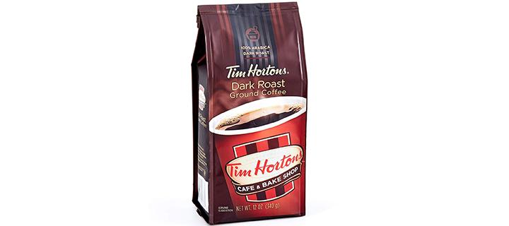 Tim Hortons Dark Roast Ground Coffee