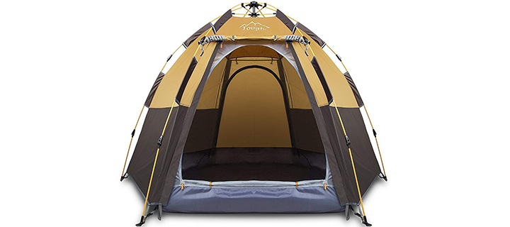 Toogh 3-4 Person Tent
