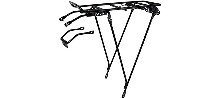 Ventura Economical Bolt-On Bicycle Carrier Rack