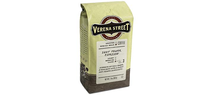 Verena Street 2 Pound Espresso Beans
