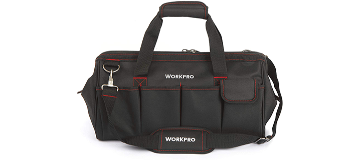 WORKPRO W081023A Close Top Storage Tool Bag