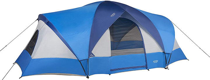 Wenzel Great Basin – 10 Person Tent