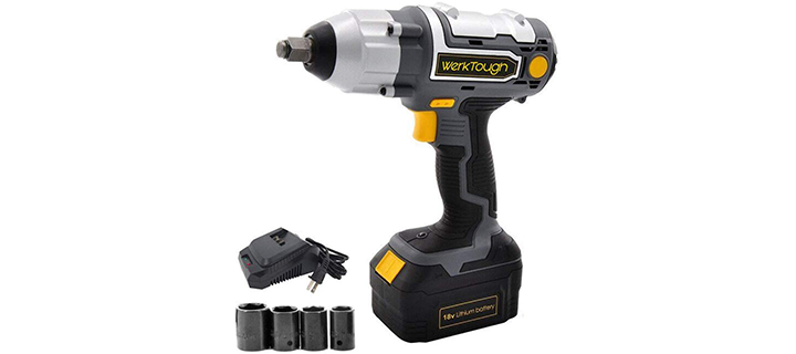 Werktough 18 20V IW03 Cordless Impact Wrench