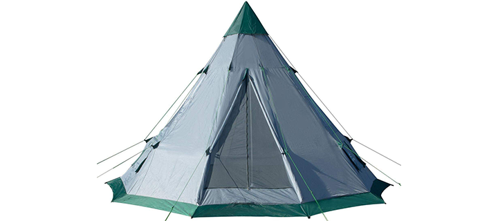 Winterial 7 Person Teepee Tent
