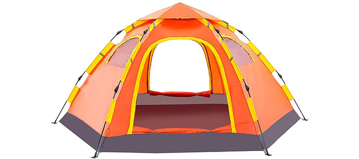 Wnnideo Automatic Family Instant Tent