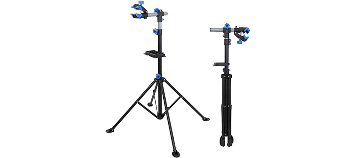 ZENY Adjustable Mechanic Bike Repair Stand