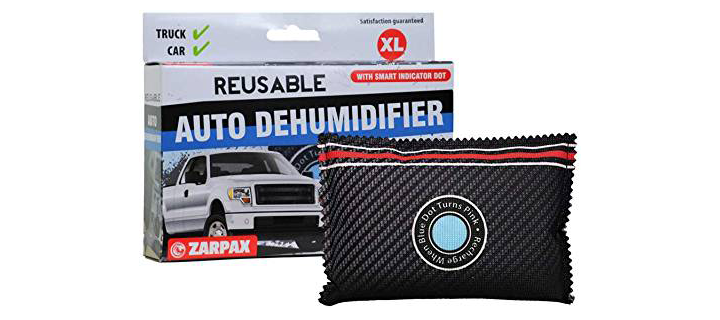 Zarpax LV-A300-US Reusable Car Dehumidifier