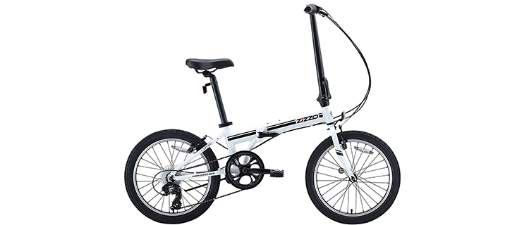 Zizzo-Campo-EuroMini-Folding-Bike
