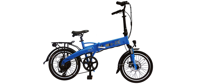 e-JOE EPIK Sport Edition Folding Bike