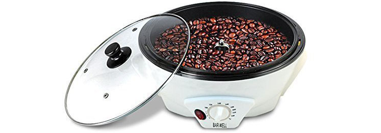 ele ELEOPTION Coffee Beans Home Coffee Roaster Machine