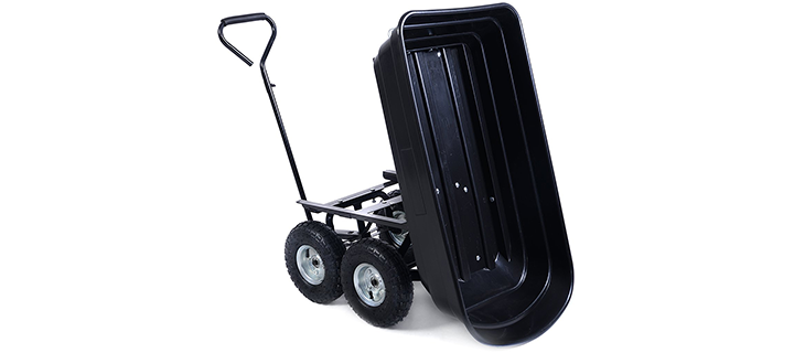 hello world1 650LB Garden Dump Cart